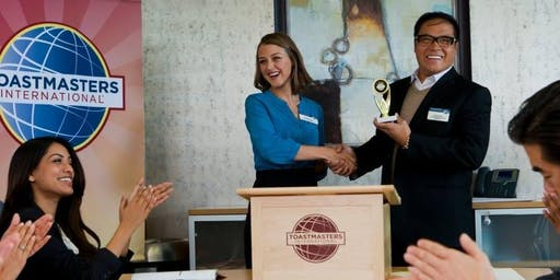 Have FUN while LEARNING with OAKLEAF TOASTMASTERS