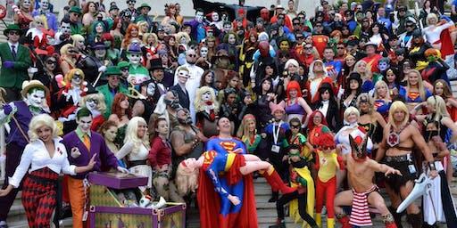 Comic Con Themed Bar Crawl - Friday Night
