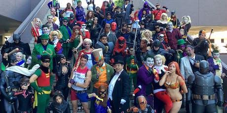 Comic Con Themed Bar Crawl - Saturday Night tickets