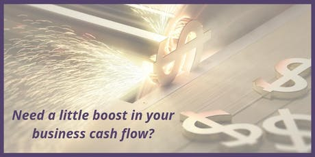 Boost Your Biz Cash Flow - Live Working Sessions tickets