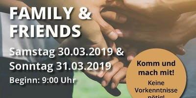 Kampfsport-Charity Family & Friends