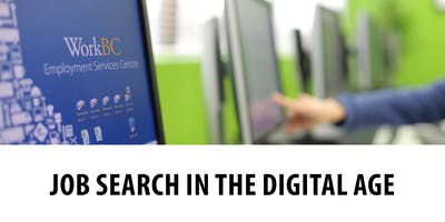 Job Search in the Digital Age