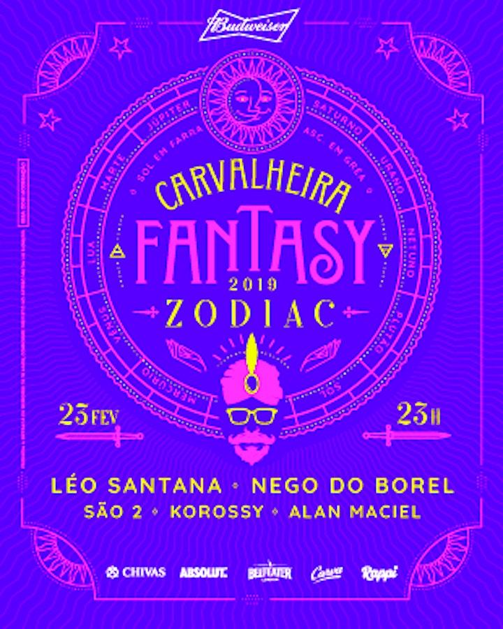 Imagem do evento Carvalheira Fantasy 2019
