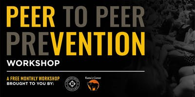 February PEERvention Workshop: Sponsored by Kuma\