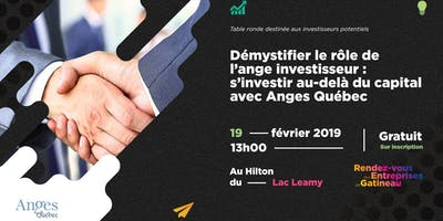 Démystifier le rôle de l'ange investisseur : s'investir au-delà du capital avec Anges Québec