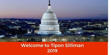TIPON SILLIMAN 2019 tickets