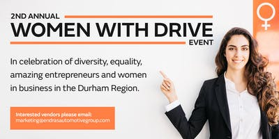 2nd Inaugural Women With Drive Event