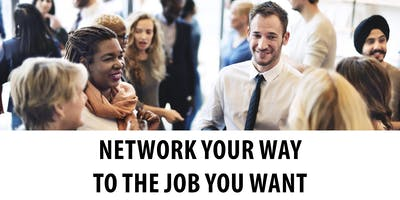 Network Your Way to the Job You Want