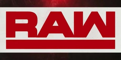 WWE Monday Night Raw at Sapphire 39 tickets