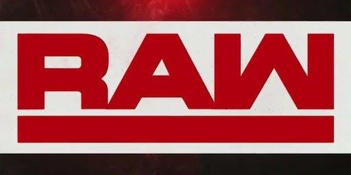 WWE Monday Night Raw at Sapphire 39