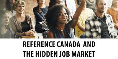 Access One Million Employers Using Reference Canada & Let's Look at the Hidden Job Market