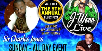 The 9th Annual -  Wall Hill Blues Fest