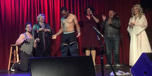 St Lou Fringe Presents Act Your Pants Off!
