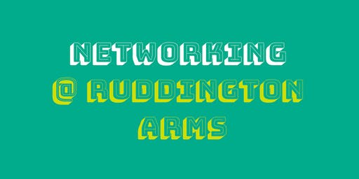 Networking @ Ruddington Arms