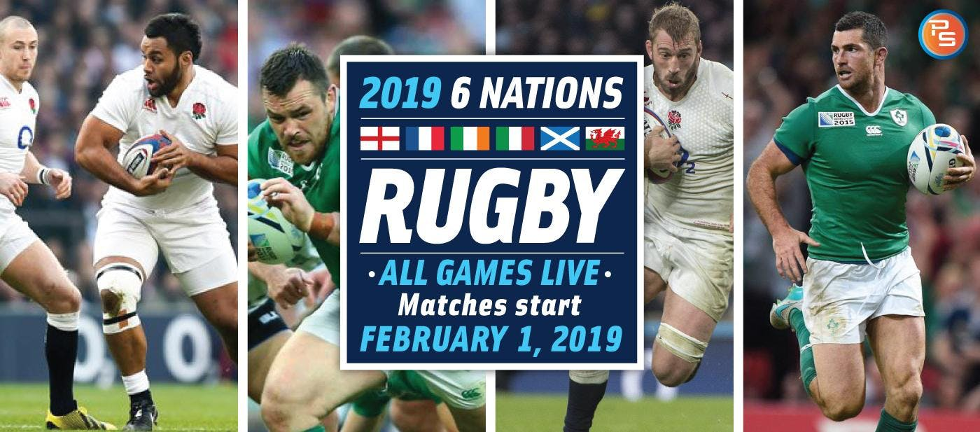 Image result for france vs wales six nations rugby 2019 live pic logo
