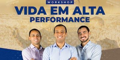 Workshop Gratuito: Vida em Alta Performance Através da Transformação Comportamental