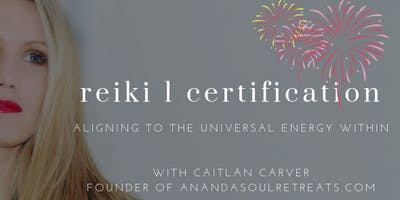 Crystal Reiki Healing Level 1 Certification