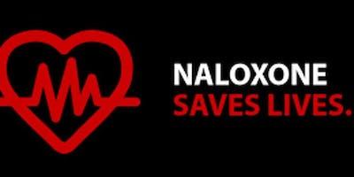 Naloxone Training - April 18