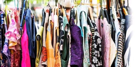 Ladies' Clothes Swap 7:30pm