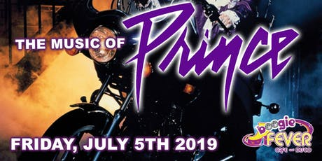 Prince Night at Boogie Fever   Ferndale tickets