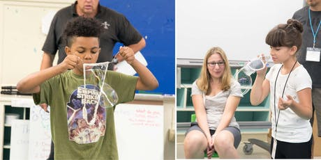 Seeing Science Everywhere: Best Practices in Elementary STEM (K-5)  tickets