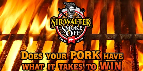 The 3rd Annual Sir Walter Smoke-Off: Team Registration tickets