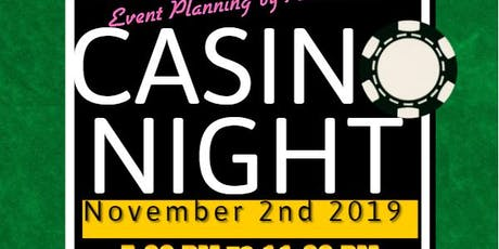 Casino Night - Casino Royale tickets