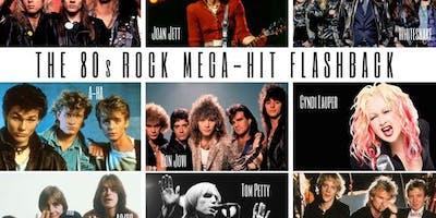 The '80s Rock Mega-Hit Flashback