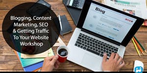Content Marketing & Engagement - Blogging, SEO &...