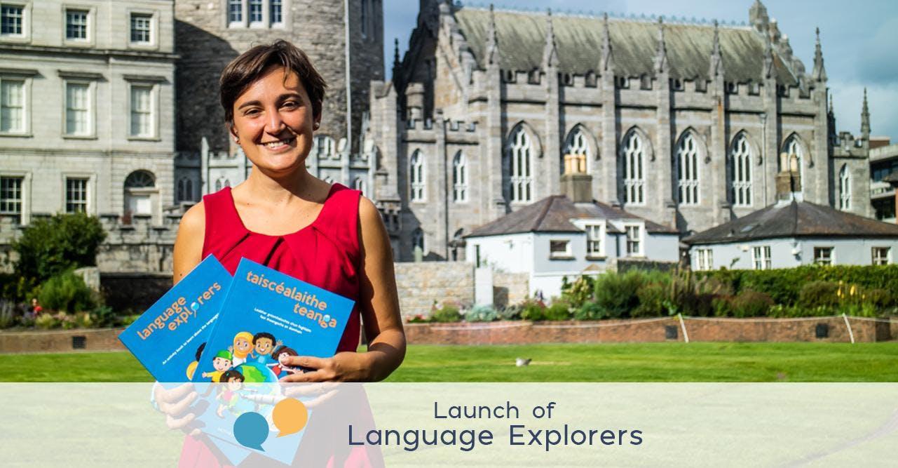 Launch of Language Explorers