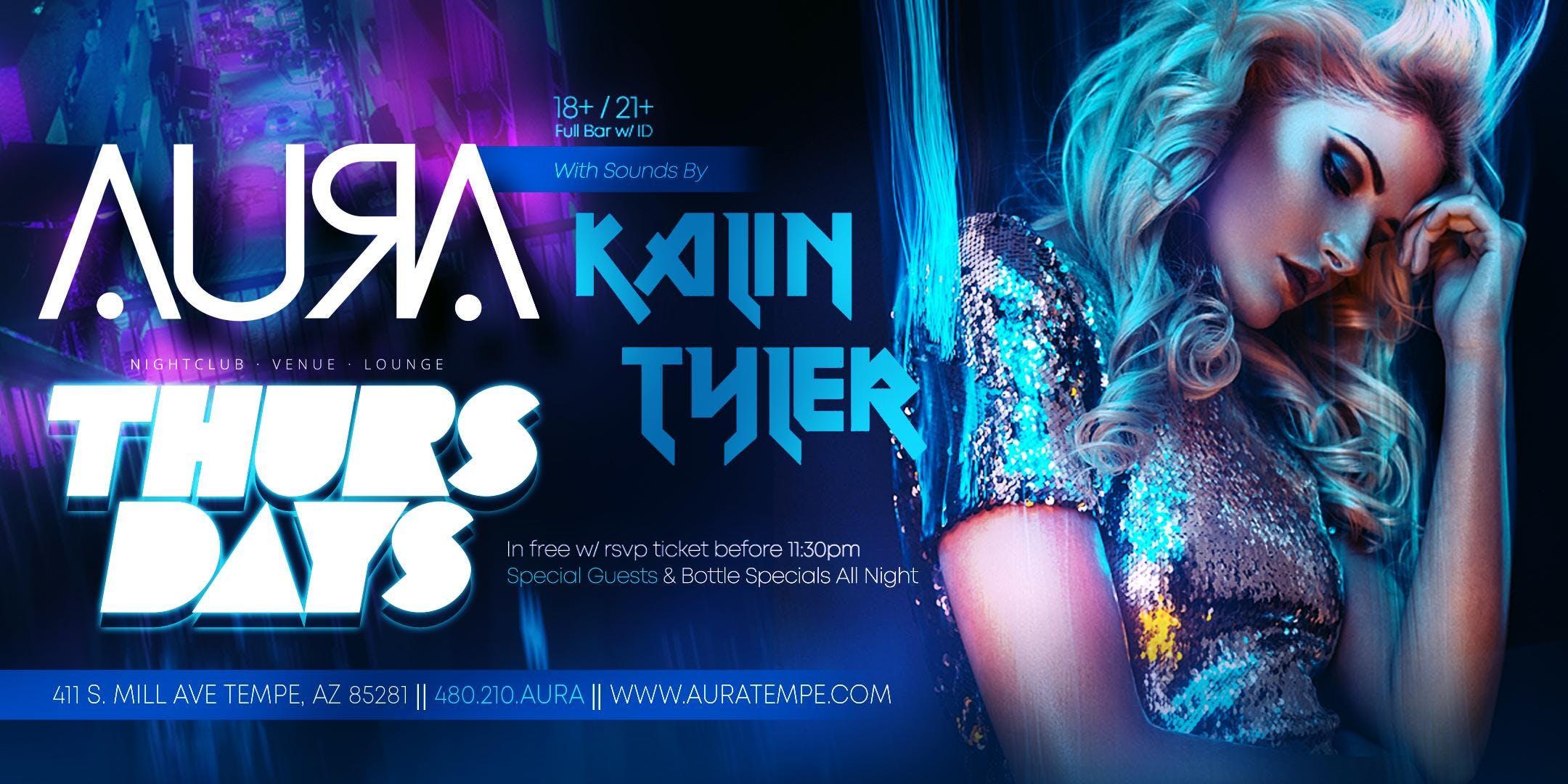 AURA THURSDAYS @ Aura Nightclub