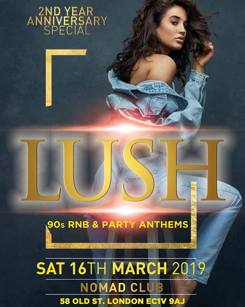 Lush 90s RnB & Party Anthems