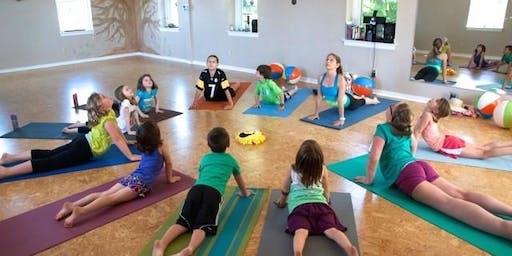 Blossom and Grow: Yoga and Mindfulness Peace Camp