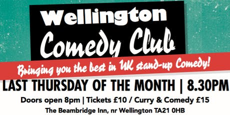 Wellington Comedy Club tickets