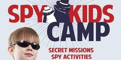 Spy Kids Summer Camp / Olympics Camp