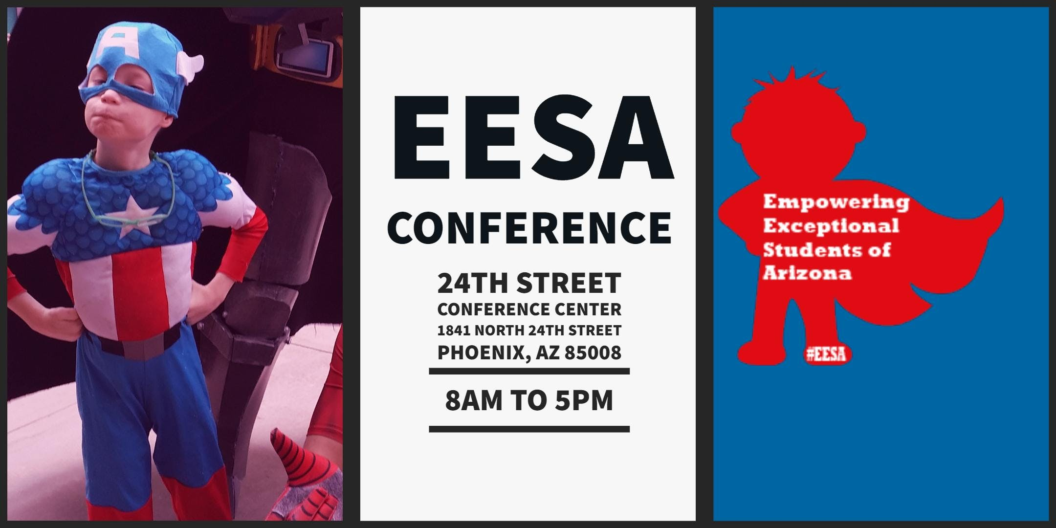 Empowering Exceptional Students of Arizona (EESA) Conference