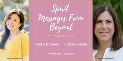 Spirit Messages From Beyond-Live with Mediums