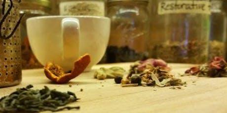 The Art of Blending Medicinal Teas - 2019 tickets