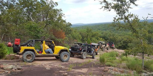 Open wheeling at ASUSA Proving Grounds