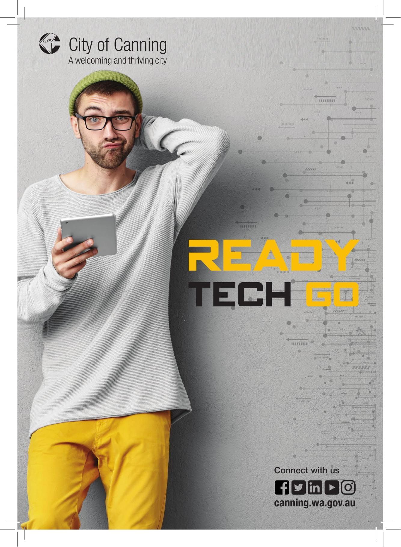 Ready Tech Go @ Riverton