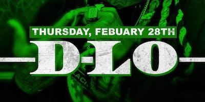 "D-LO Live in Portland "" Birthday Bash """