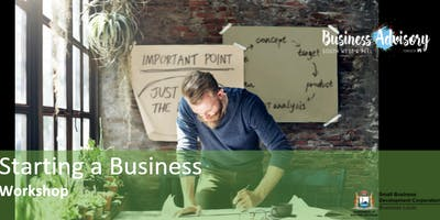 Starting up a Business | Busselton