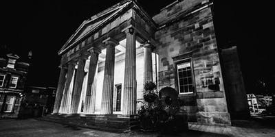 Hereford Shire Hall Ghost hunt Herfordshire Paranormal Eye UK