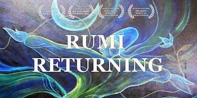 Rumi Returning - Encore Screening Due To Popular Demand - Mon 18th Feb