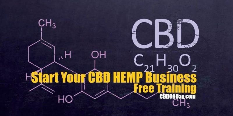 Start Your CBD HEMP Business - Free Training