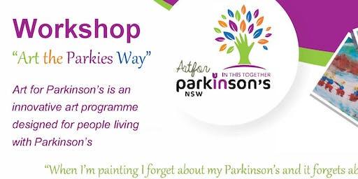 Art for Parkinson's Workshop 2 - Concord