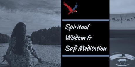 Spiritual Wisdom and Sufi Meditation in Denver tickets