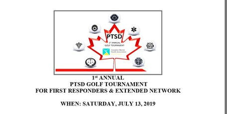 PTSD1REN GOLF TOURNAMENT tickets