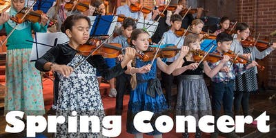 Spring Concert with Opus 118 Harlem School of Music