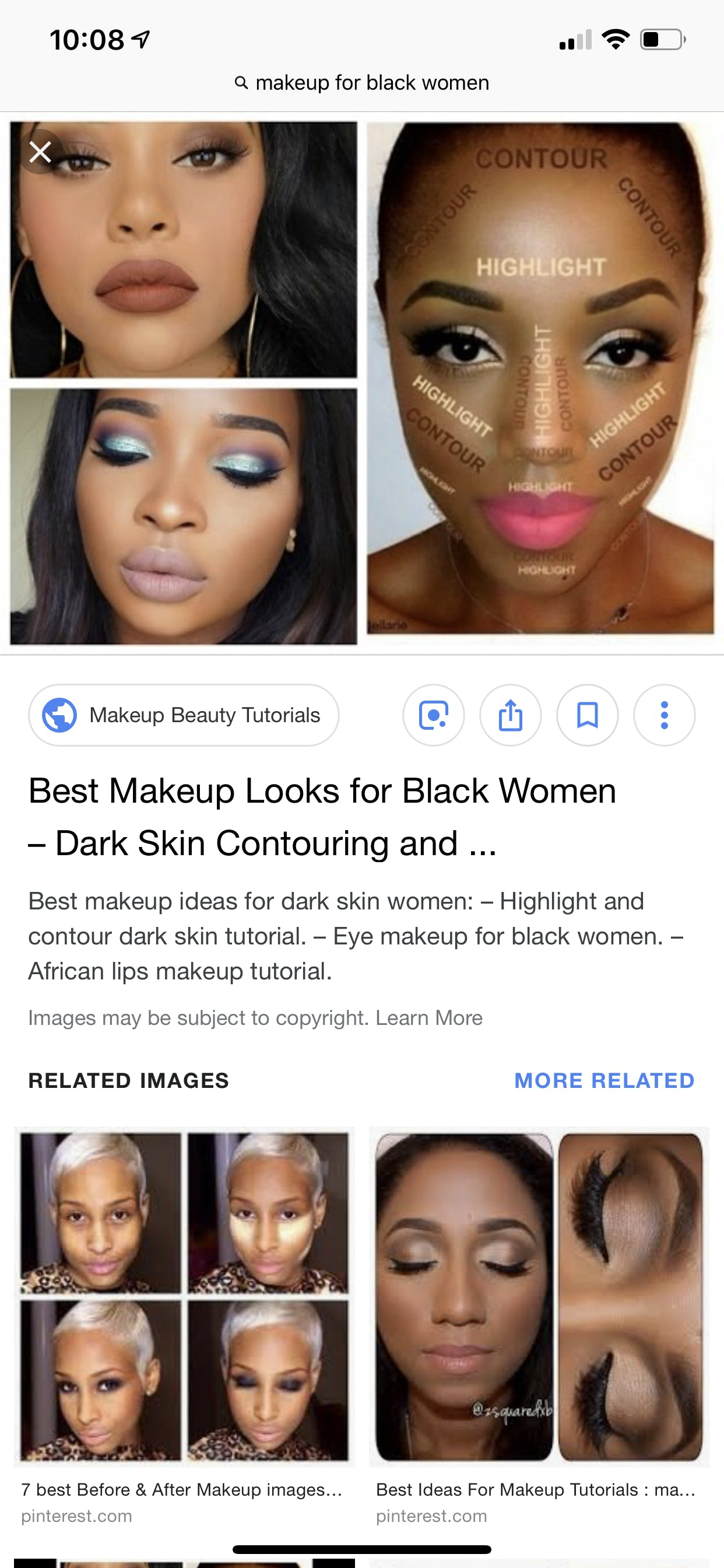 Makeup Basics For Dark Skin Saubhaya